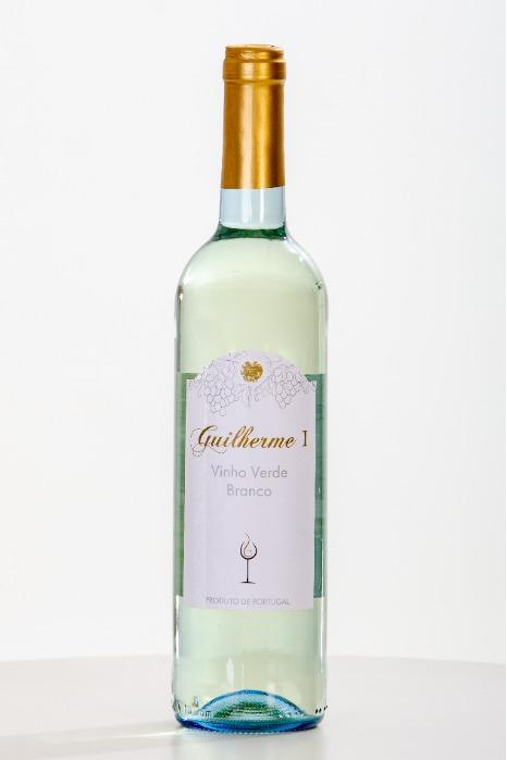 Vinho Verde DOP Branco 2018 Guilherme I - Vinho Verde Português DosPereiras Guilherme I região DOP Branco - ano 2018
