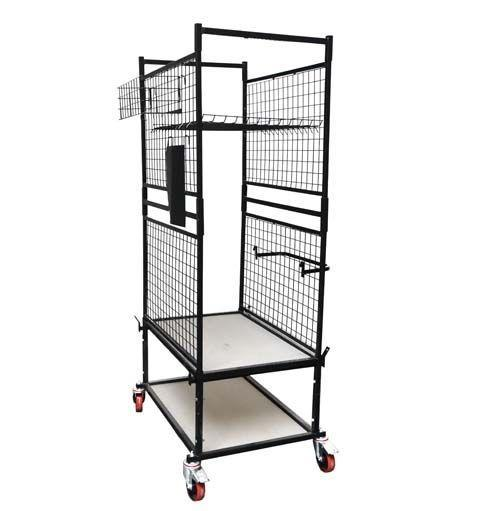 Spare part cart - null