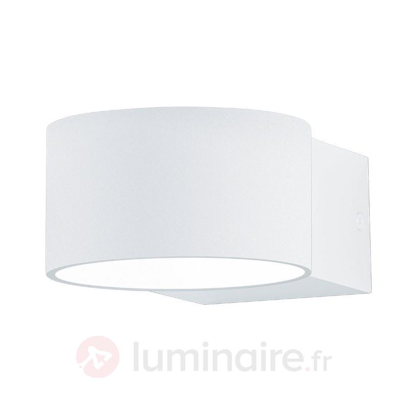 Applique murale LED Lacapo diffusion haut et bas - Appliques LED