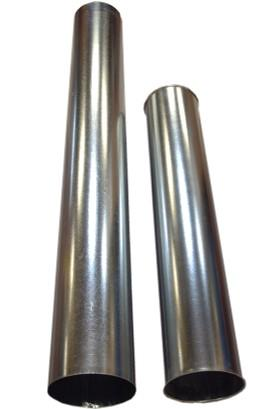 TUYAUTERIES. ACCESOIRES POUR RESEAUX - Tuyauteries acier galvaniée - acier inoxidable