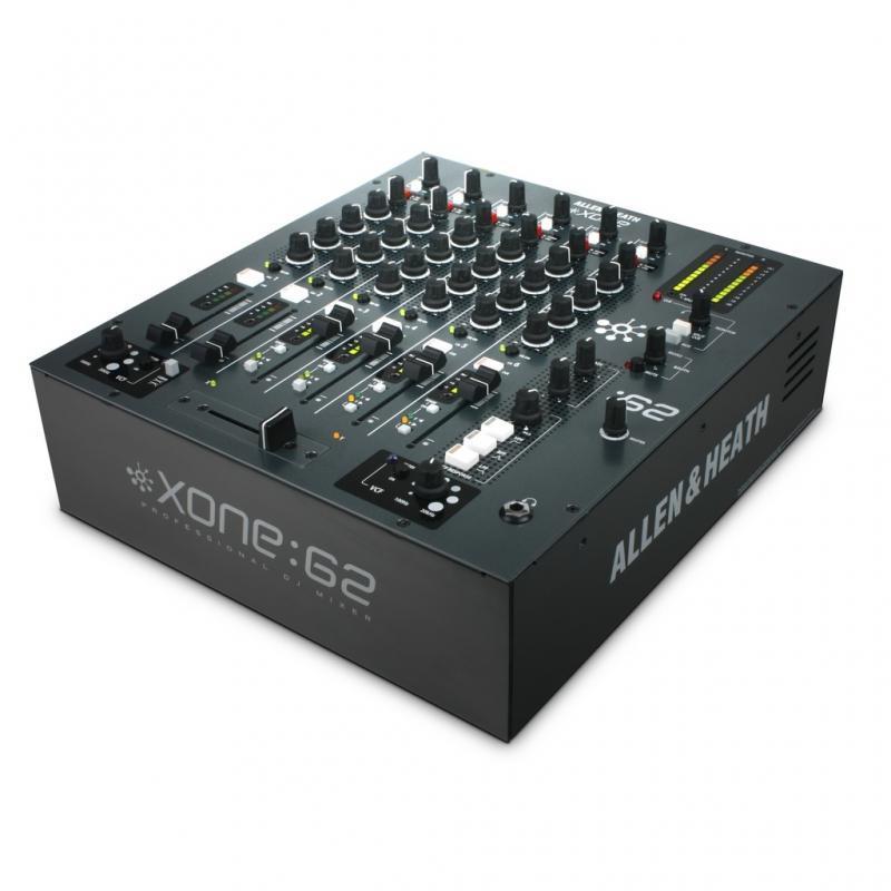 DJ-Mixer - Allen & Heath Xone:62