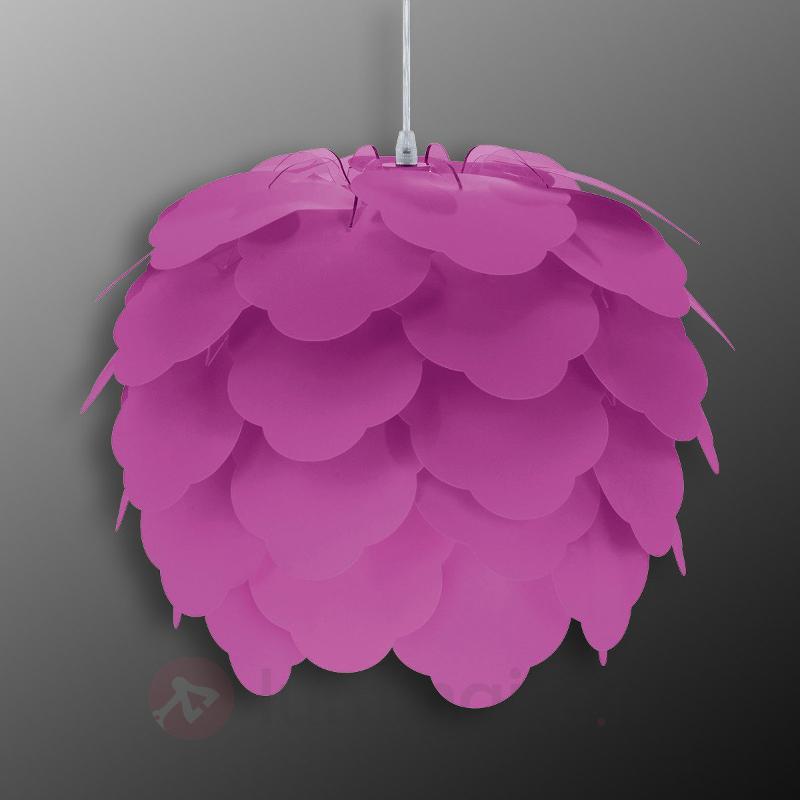 Suspension violette Filetta - Cuisine et salle à manger