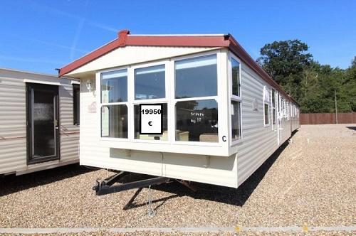 Casa movil espectacular de 12x4 m - Un hogar para vivir sin hipotecarse