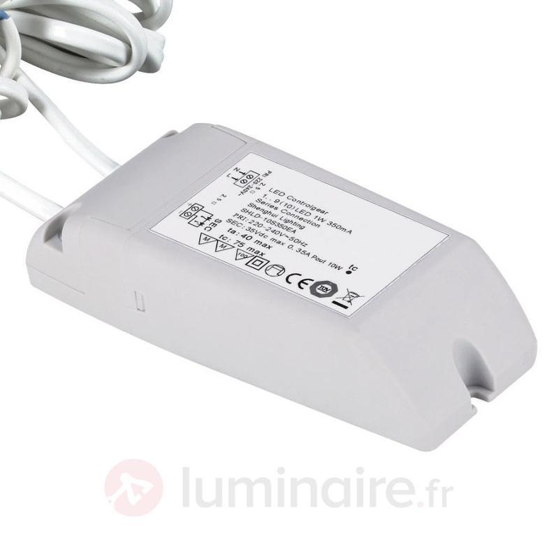 Transfo LED Power Supply, 10W - Transformateurs LED