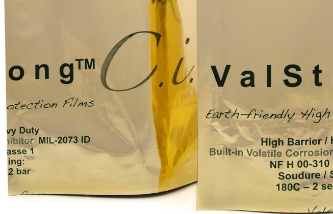 VPCI Corrosion Inhibitor  - Next generation VPCI film