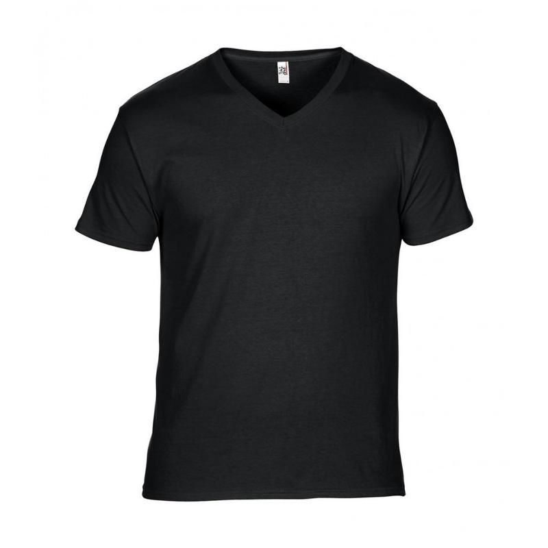 Tee-shirt adulte Featherweight - Manches courtes
