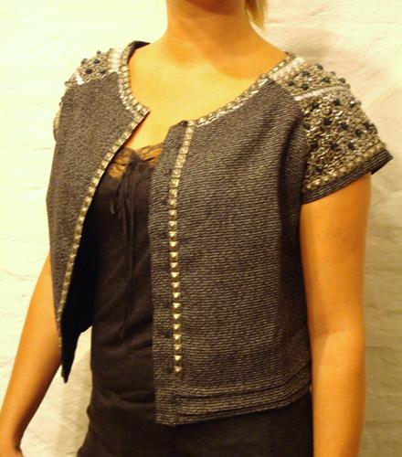 Embroidered Jackets - Purnima Exports - OEM | Manufacturer & Exporter