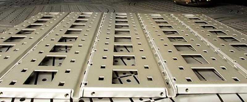 Lasersnijden tot 4000 x 2000 mm, dikte 25 mm -