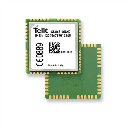 Telit 2G Module GL865-QUAD