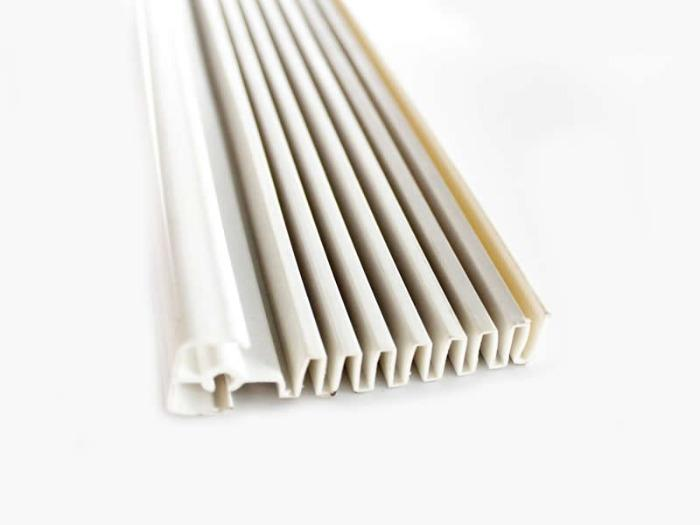 ABS Extrusion Profiles - Quality Plastic (ABS) Extrusion Pipes, Extruded ABS Strips - China Supplier