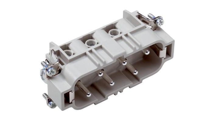 Insertos para conectores industriales - Insertos para Conectores industriales, insertos para alta tensión