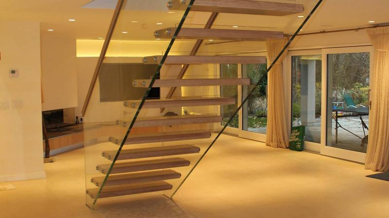 Floating stairs - Mistral Float