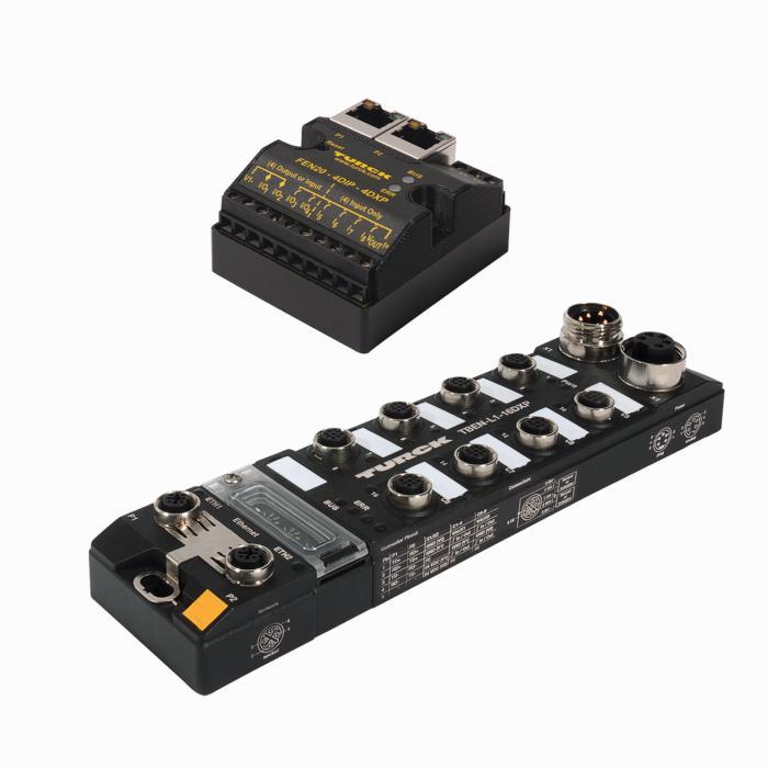 Fieldbus Technology - I/O Modules