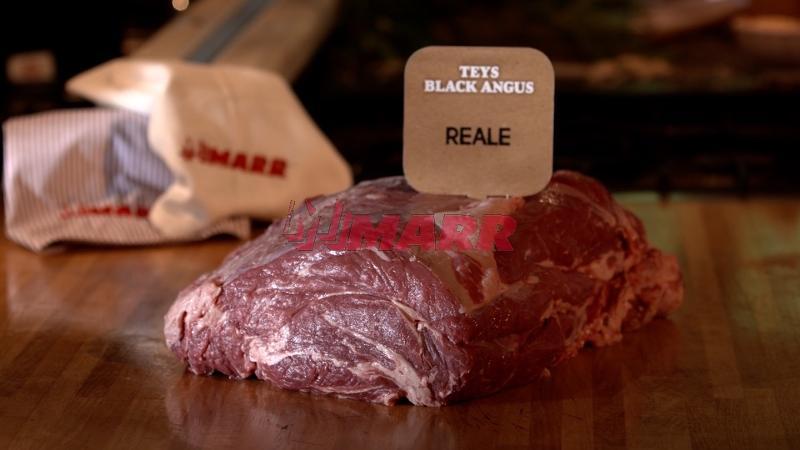 Reale a Cuore Teys Black Angus Fresco - Carne - Bovino - FRESCO