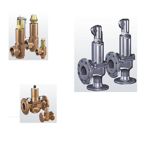 Soupape de sûreté - safety valves