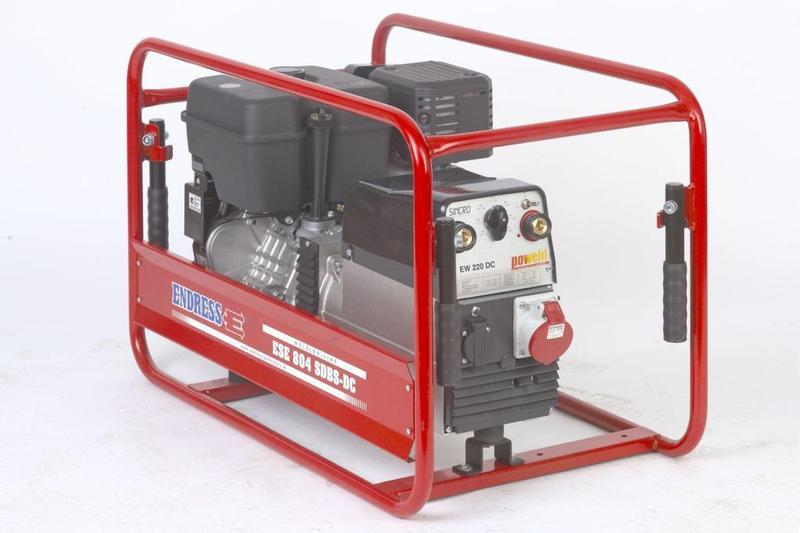 POWER GENERATOR for Professional users - ESE 804 SDHS-DC