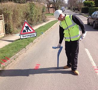 GPR surveys
