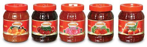 Jam - HS Code 200799, Fruit Jam, Berries Jam, Carrot Jam
