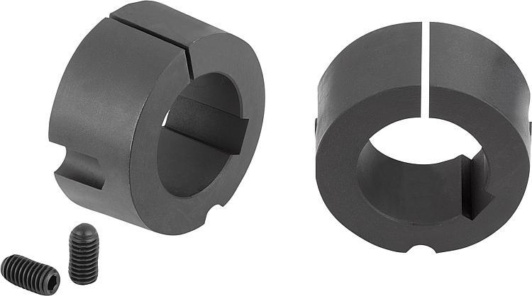 Taper clamping bushes - Shaft-hub clamping sets