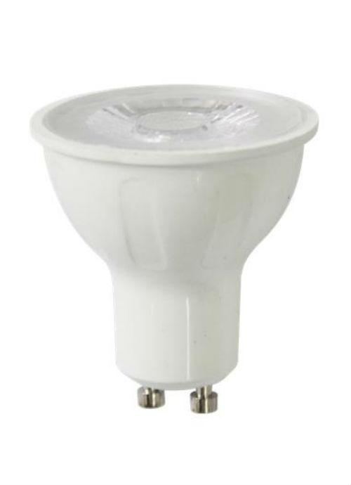 Faretti LED GU10 COB - 6W opaca 3000/6400K 300/330lm