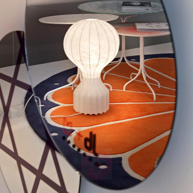 Beautiful designer table lamp Gatto - design-hotel-lighting