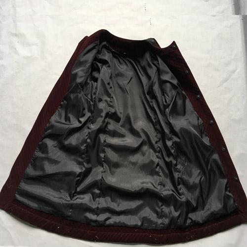 Women's coat  cotton -