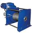 Electric Rope Winches PFW and PORTY - Electric Rope Winch PFW