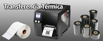 Impresora térmica - Transferencia térmica