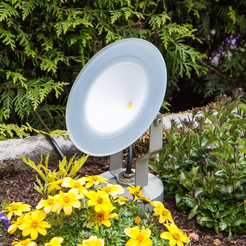 Applique extérieure LED polyvalente Skade - Appliques d'extérieur LED
