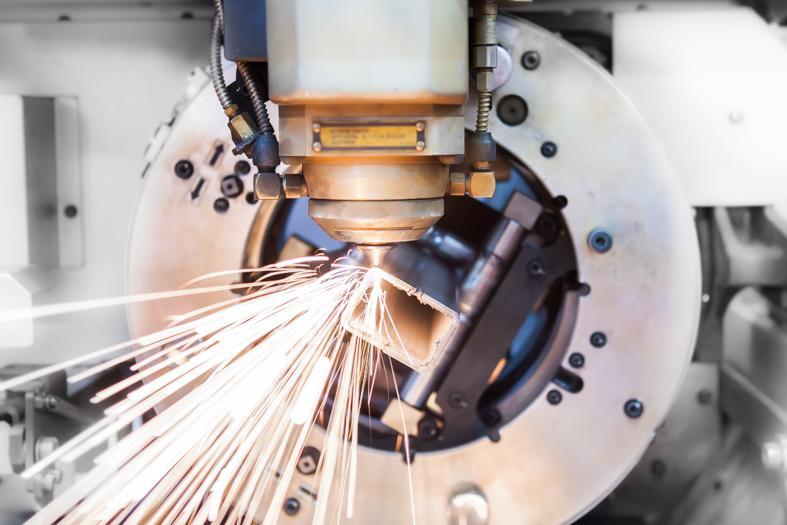 Lasertechnik Rohre - null