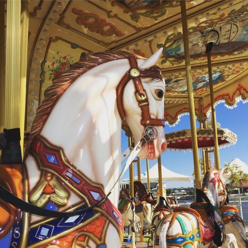 GC 12,50/1P - Venetian Carousel