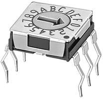 Rotary Coded Switches - DRS 13000/14000