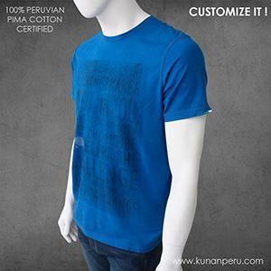 100% pima cotton t-shirt - camiseta 100% algodon pima 150gr. OEM