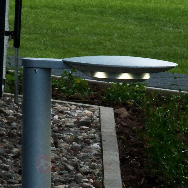 Ghost - une borne lumineuse LED de forme ronde - Bornes lumineuses LED