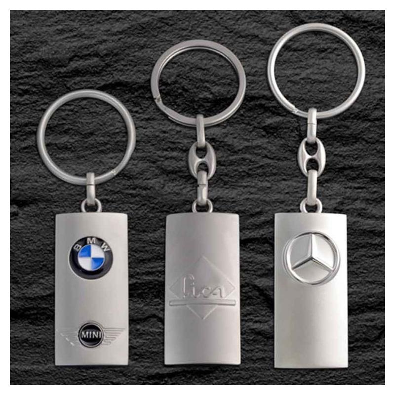 Porte-clés TOTEM prémium - Porte-clés métal