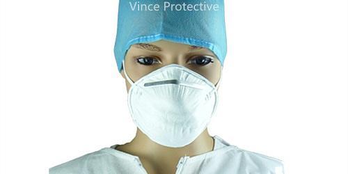 Máscara de polvo -