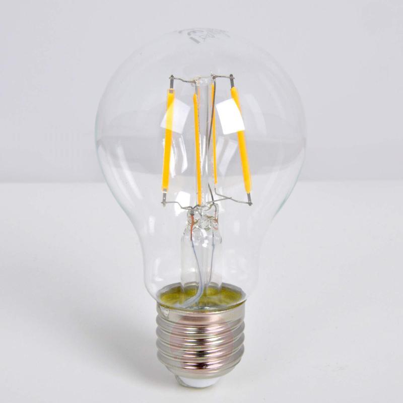 E27 4.4 W 827 filament LED lamp, dimmable - light-bulbs