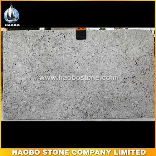 White Galaxy Granite Slab - Worldwide Granite Slabs