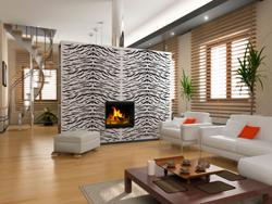LINEA JUNGLE - TIGRE BIANCA - Pitture decorative