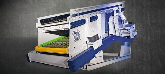 Screening machine - F-CLASS