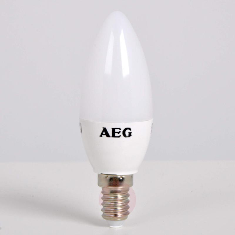 E14 3.1 W 827 LED candle bulb - light-bulbs