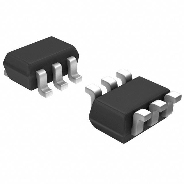 TRANS ARRAY PNP/N-CH 40V SOT363 - Diodes Incorporated CTA2P1N-7-F