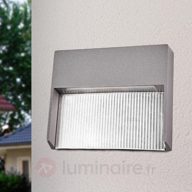 Nandita - applique LED à éclairage indirect - Appliques d'extérieur encastrées