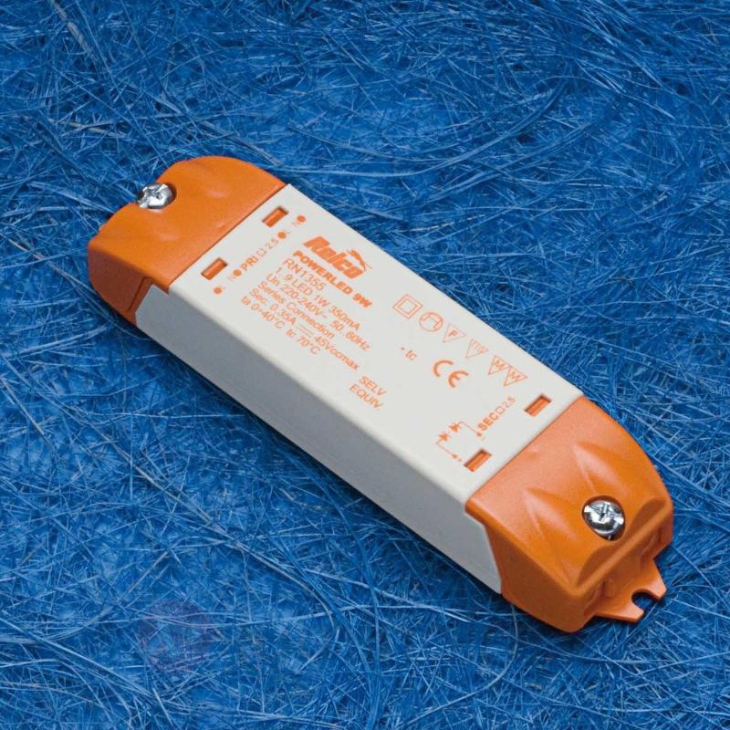 Convertisseur électronique pour PowerLED 350mA 9W - Transformateurs