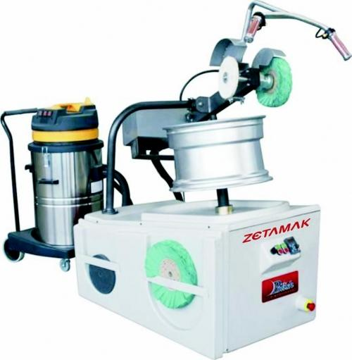 RPM3200 Rim Polishing Machine   Rim Straightening Machines