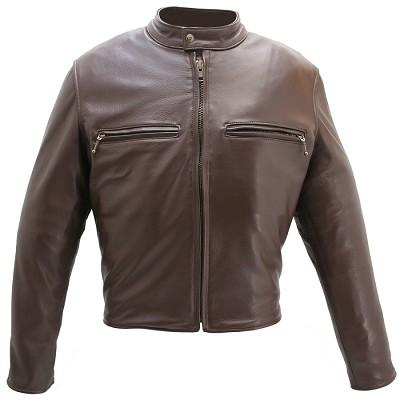Leather Motorcycle Jackets  -