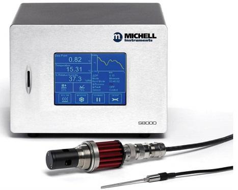 Humedad relativa y punto de rocío - Sensores y equipos para la medida de humedad relativa y punto de rocío