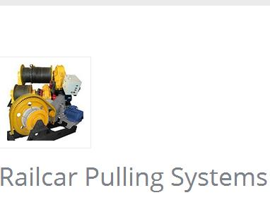 Railcar Pulling Systems
