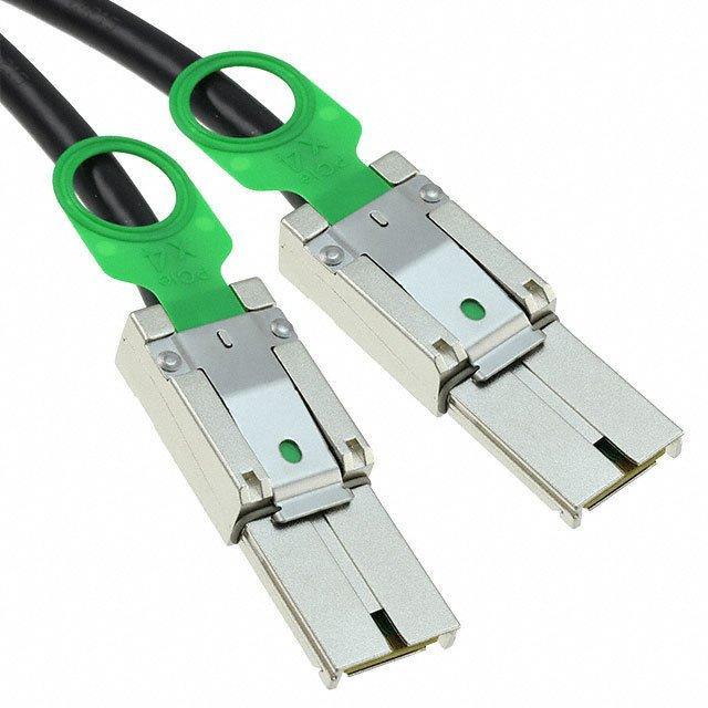 4X PCIE CABLE ASSY - Molex, LLC 0745460400