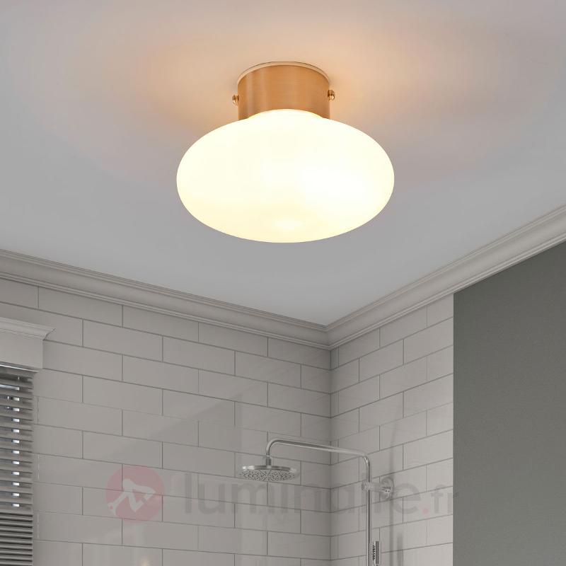 Ravissant plafonnier Pipaja - Salle de bains